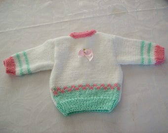 clothes for dolls from 50 cm, is handmade, compatible with the gotz maru and friends sweater