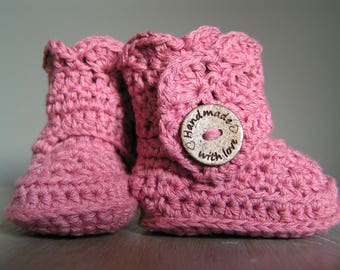 Shoes / Boots crochet