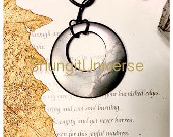 Shungite pendant necklace, EMF protection,Healing crystal,Shungite elite,Karelian Shungite,Magic stone,Boho necklace,Reiki pendant,Wholesale