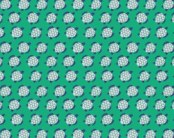 Aloha Sea Turtles from Blend Fabrics