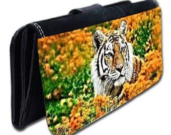 Wallet pattern Tiger