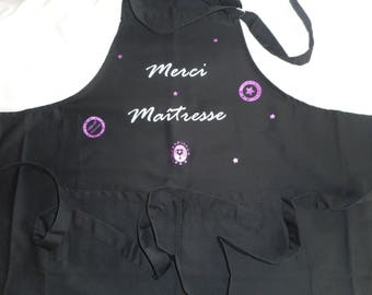 apron for mistress