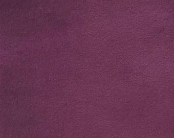 Eggplant Purple Velvet Pillow Cover
