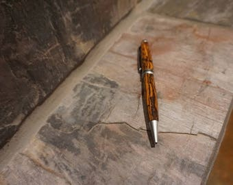 hand turned wood pen
