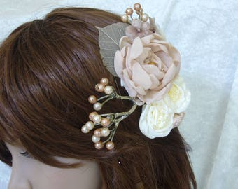 handmade bridal hair accessory