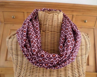 snood made from high quality fabric