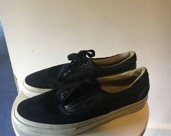 Vans men's shoes size 7