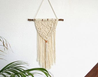 Hanging macrame wall - Bohemian decor - wall hanging