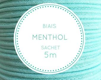 Sachet 5 m bias - Menthol 09