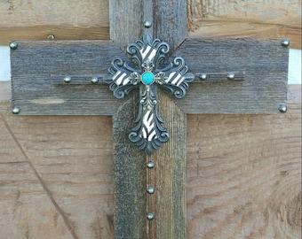 Zebra fence wood frame,western, rustic, handmade,