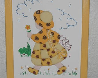Frame for child pm / pattern cotton fabric