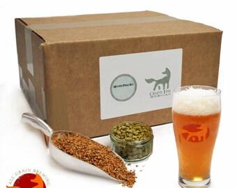Crafty Fox 1 Gallon Beer Making Recipe Refill - Nevada Pale Ale
