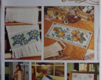 magazine POINT DE CROIX - profile No. 1 - a lot of new ideas
