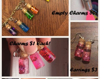 Charms and Keepsakes