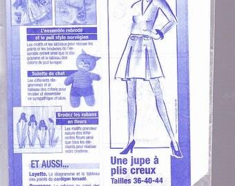 skirt has pleat waist 36.40.44