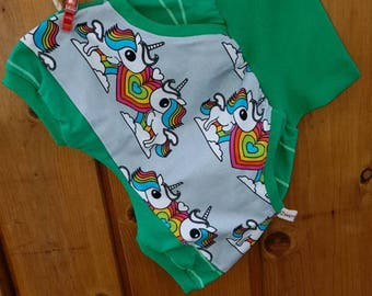 Zwergiee harem trousers 80/86