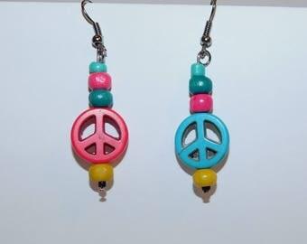 Peaceful Vibes Earrings
