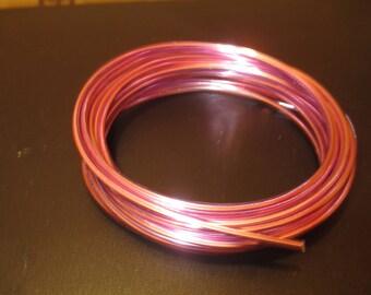 wire diameter 2mm light pink