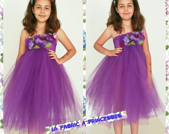 vidia Butterfly flowers ceremonial dress
