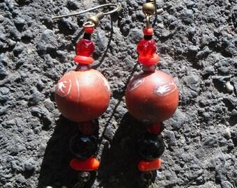 temptation (temptation adornment) earrings