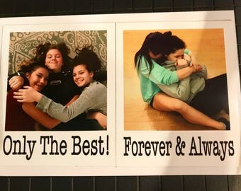 Personalized Photo Magnets - Set of 2