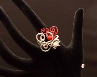 aluminum wire ring