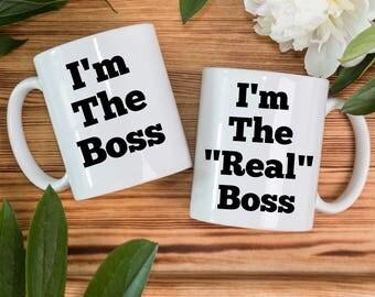 husband mug, mug for wife, funny couples mugs, anniversary mug, his her mugs, mugs his hers, 2 mugs his hers, husband mug, couples mug