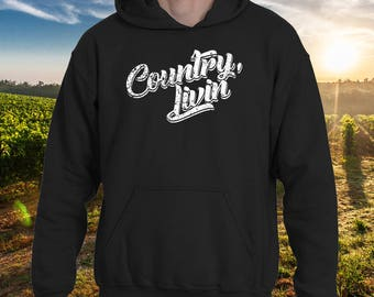 Country Living Apparel Men's Hoodie