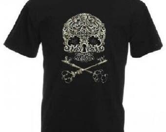 SKULL, SKULL t-shirt