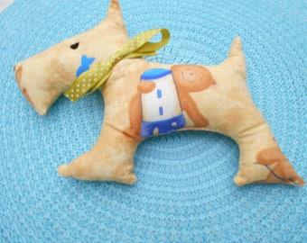 toy dog fabric