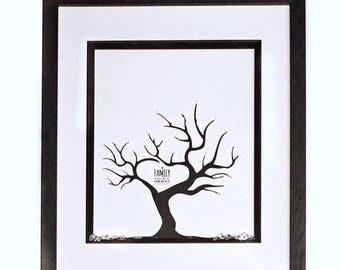"tree picture 10""x8"""