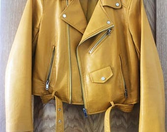 Iconic ZARA yellow jacket