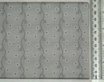 Japanese Lecien fabric - Yoko Saito - fabric coupon