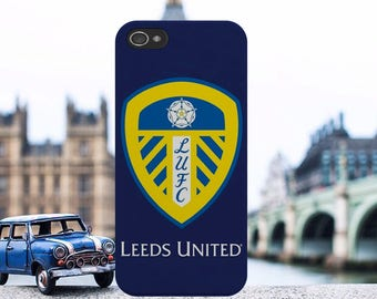 Leeds United Football Club Crest Phone Case Cover Fits iPhone and Samsung models