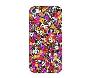 Case for iPhone 4 4s 5 5s 5SE, 5 c, 6, 6 plus, 6s, 6, 7, 7 + Liberty lesley's B