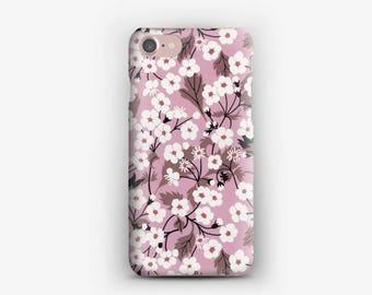 IPhone case 7, 7 + liberty Mitsi purple iPhone case