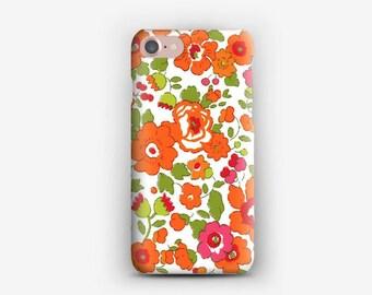 IPhone case 7, 7 + Tangerine Liberty iPhone case