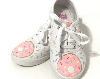 Donut and Sprinkles Shoes