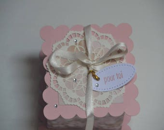 Gift box, birth, birthday