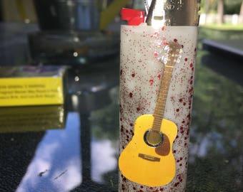 Acoustic glam rock lighter