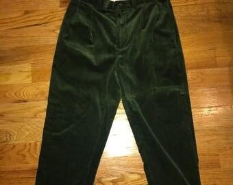 Vintage Ralph Lauren Corduroy pants