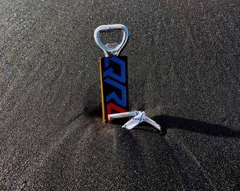 Ice hockey bottle Opener