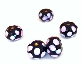 15mm glass bead X 1 pce