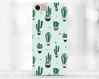 iPhone 7 Case Succulent iPhone 6 Case Cactus iPhone 7 Plus Case iPhone 6 Case Succulent iPhone 6s Plus Case iPhone SE Case Cactus Flowers