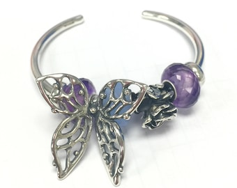 Big Butterfly 925 Silver