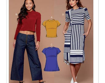 New summer 2017 Mc Call's M7574 sewing pattern