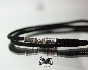 Pendant cord 'Live the Game'