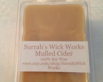 Mulled Cider Scented Soy Wax