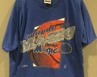 Vintage 90s Orlando Magic NBA shirt