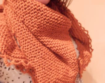 Trendy woolen shawl style Bohemian